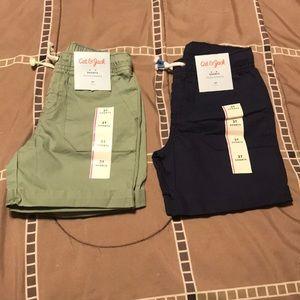 Cat & Jack toddler boy shorts size 3T
